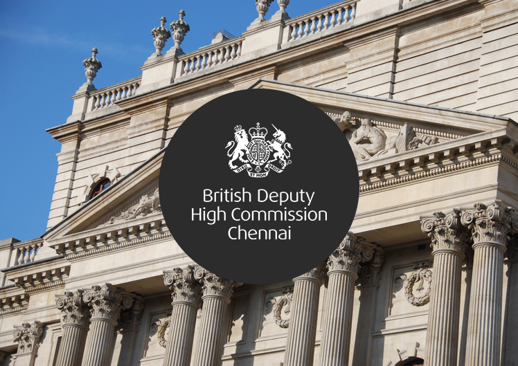 British Deputy High Commission Chennai