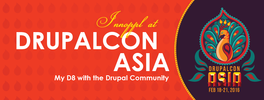 DrupalCon Asia: My D8 with the Drupal Community