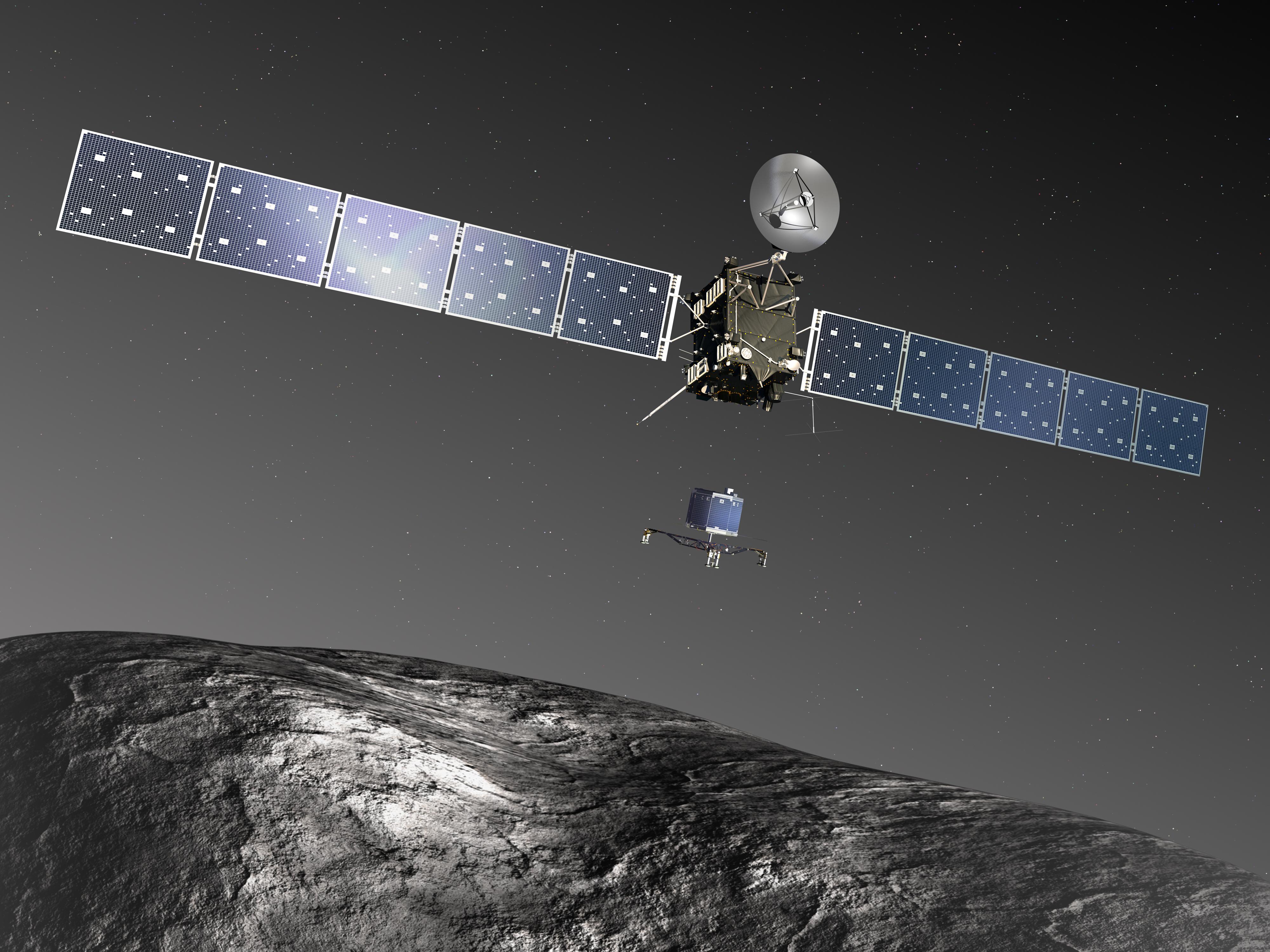 Rosetta and Philae