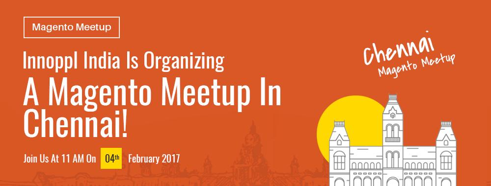 Innoppl Magento Meetup Chennai 2017
