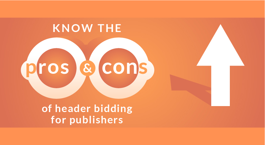 Know the Pros and cons of header bidding for Publishers